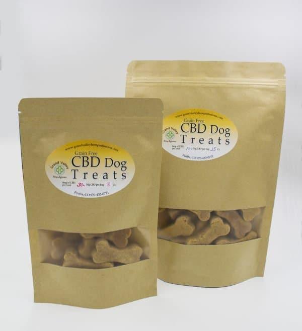 Grain Free CBD Dog Treats