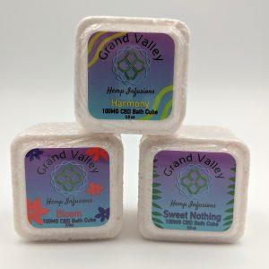 CBD Bath Cubes